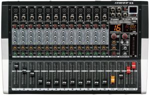 Special New Design Powered Mixer Te600 Series Professional Amplifier pictures & photos