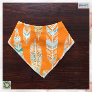 Soft Organic Baby Accessory High Quality Baby Bandanas pictures & photos
