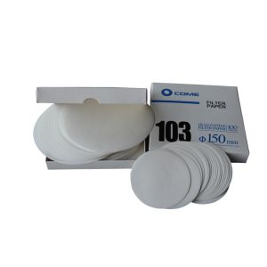 New Premium 180mm Quantitative Laboratory Filter Paper pictures & photos