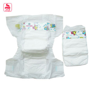 Top Quality Leak Guard Resuable Personalized Print Disposable Baby Diapers pictures & photos