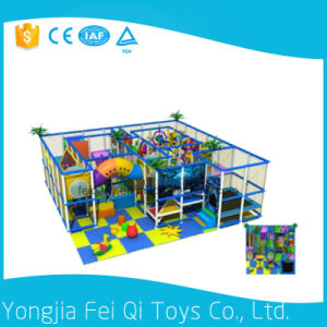 High Quality Popular Kids Plastic Indoor Playground Equipment Children Toy pictures & photos
