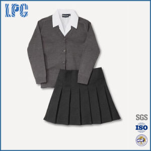 2016 Autumn Fashion Boy/Girl High School Student Uniform pictures & photos