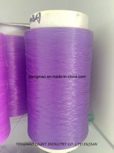 450d Purple FDY PP Yarn for Webbings