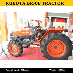 Kubota Rotary Tractor L4508 for Sale, Used Kubota Tractors L4508, L4508 Tractors for Sale pictures & photos