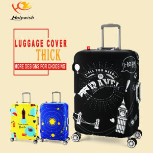 Custom Travel Durable Cover for Luggage Protective pictures & photos