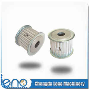 Customized Types Htd5m Pulley with Screw for Electric Motor pictures & photos