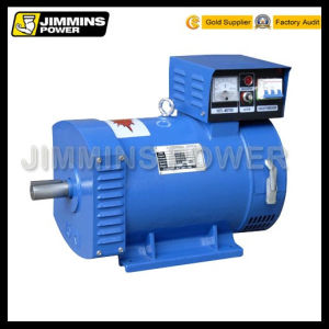 St Stc 2kVA 3kVA 5kVA 7.5kVA 8kVA 10kVA 12kVA 15kVA 20kVA 24kVA 30kVA 1/3 Phase 110/220/230/240V 50Hz AC Synchronous Brush Diesel Power Electric Alternator pictures & photos