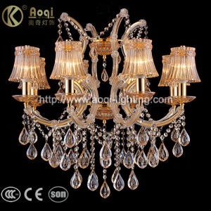 Hot Sale Clip Crystal Chandelier Light pictures & photos