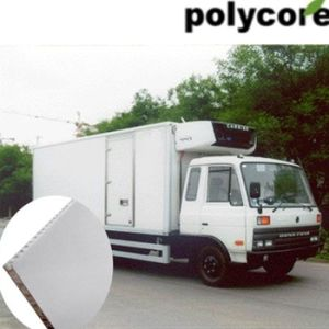 Light Weight Waterproof Fiberglass Honeycomb Van Door pictures & photos