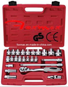 """Ce/GS 1/2""""Dr. 25PCS Professional Socket Set (HMT-B025) pictures & photos"""