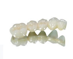 CAD/Cam of All Kinds of Zirconia Crowns Made in China Dental Laboratory pictures & photos