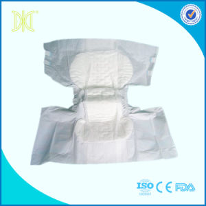 Wholesale Ultra Thick Incontinent Disposable Adult Diaper pictures & photos