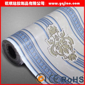 Bedroom Interior Design Embossed PVC Wallpaper From China Wholesale pictures & photos