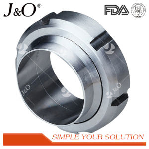 Sanitary Stainless Steel Tube Pipe Fittings Pipe Union pictures & photos