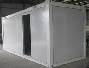 Economic Container Homes\Container Office\Prefab Small Cabin