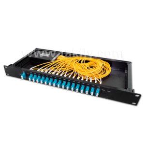 32CH Rack Mount Type Optic Fiber 100g DWDM pictures & photos