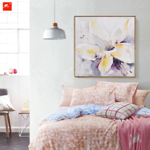 Watercolor Flowers Decorative Oil Painting with Frame pictures & photos