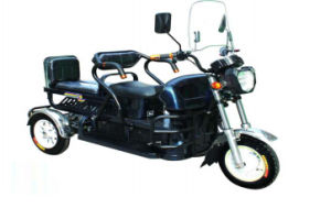 Luxury 3 Wheel Electric Scooter Powerful Motor Tricycle pictures & photos
