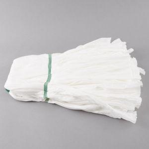White Disposable Microfiber Mop Head pictures & photos