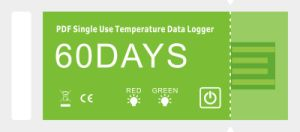 Pdf Disposable Temperature Data Logger 360days pictures & photos