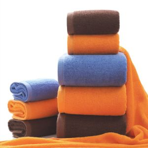 Luxury Hotel & SPA Towel Turkish Colorful Cotton Bath Towel (DPF10702) pictures & photos