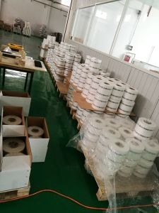 Plastic Packaging Material Air Bubble Cushion Film pictures & photos