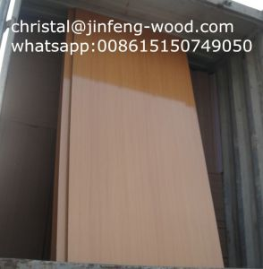 Melamine MDF in Furniture Use pictures & photos