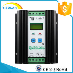 12V 30A Hybrid Solar Charge Controller for Solar System with Ce Ys1230 pictures & photos