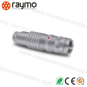 Military Application 1k Series Waterproof Plug Circular Cable Connectors pictures & photos
