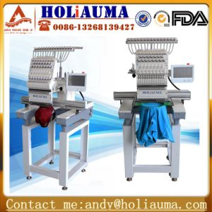 High Speed Tajima Software Single Head Embroidery Machine/Single Head Cap Jacket T-Shirt Embroidery High Speed Machine/Embroidery Sewing China Barudan Type pictures & photos