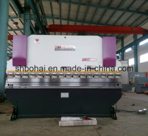 Torsion Bar Bending Machine (WC67Y-80t/2500 E21) pictures & photos