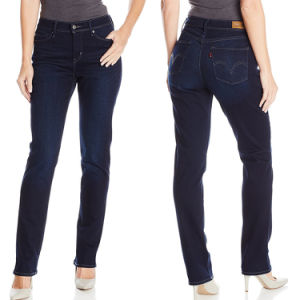 Factory OEM Women Denim Jeans Fashion Skinny 2017 Jeans pictures & photos