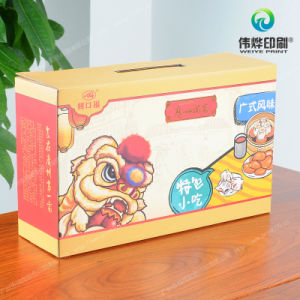 Corrugated Paper Packaging Box Printing (for Restaurant) pictures & photos