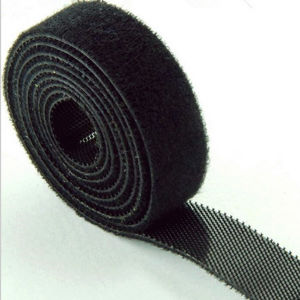Hook and Loop Strap/Nylon Hook & Loop Band/Plastic Hook & Loop pictures & photos
