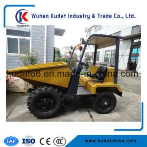 1500kgs 4WD Concrete Dumper (SD15-13DH) pictures & photos