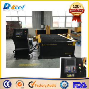 105A Hypertherm CNC Plasma Metal Cutting Machine for Aluminum Copper pictures & photos