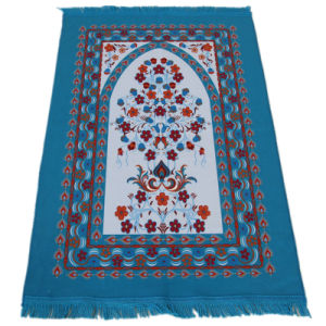 New 3D Printing Soft material Muslim Prayer Rugs pictures & photos