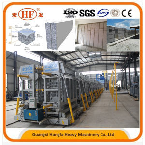 Light Weight Sandwich EPS Concrete Board Machine Lightweight Concrete Wall Panel Making Machine pictures & photos