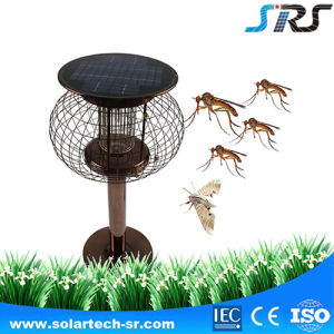 Hot Selling Blue Light Solar Insect Killer Lighting, Powerful Function, Kill Insect by Pure Energy pictures & photos