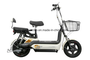 Electric Scooter, Electric Bicycle with Pedals pictures & photos
