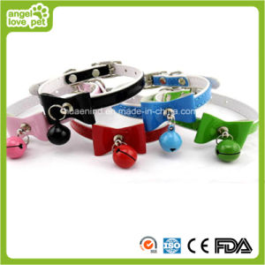 PU Pet Collar Dog Collar Cat Collar and Leash pictures & photos
