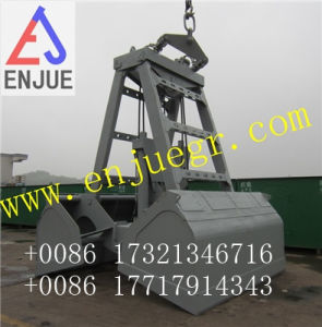 Electro-Hydraulic Clamshell Grab for Ship Crane pictures & photos