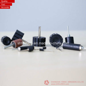 Spiral Band Rubber Mandrels - Sanding Drums/Slotted (shaft: 6mm) /Sanding Bands Holder pictures & photos