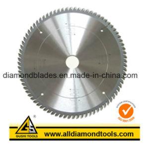 Tct Circular Saw Blade for Cutting Aluminum pictures & photos