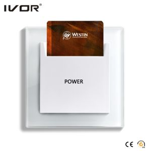 Energy Saver Key Card Power Switch for RF Card Plastic Frame Us Standard (SK-ES2000RF-US) pictures & photos
