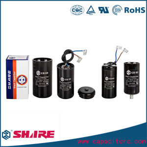 AC Motor Start Electronic Component of CD60 Capacitor pictures & photos
