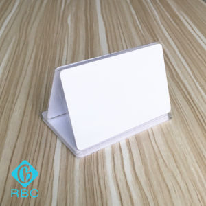 Hotal Vingcard Lock System Fudan FM1108 Mf 1k Compatible RFID Card pictures & photos