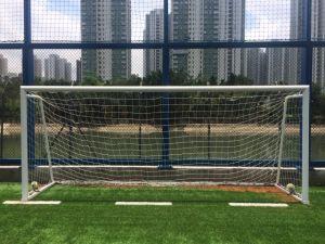 Best Sale 5X2m Portable & Foldable Aluminum Soccer Goal Post pictures & photos