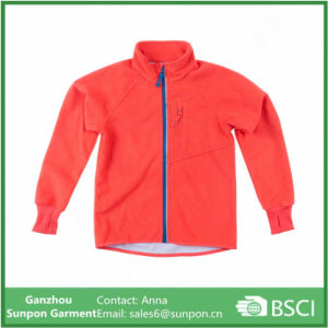 Kids Coat Fleece Jacket for Kids pictures & photos
