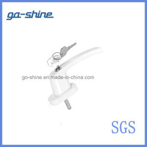 GS-A17 Aluminum Window Handles with Lock pictures & photos